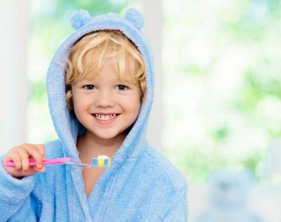 Denti e bambini, l'importanza della prevenzione in pedodonzia